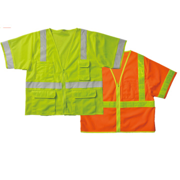 Safety vest for EN471