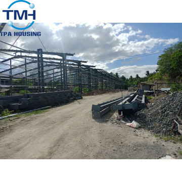 steel structure workshop prefabricated with quality warranty