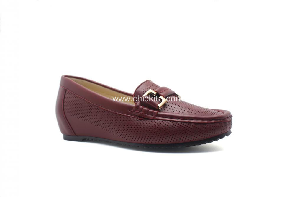 Women's Comfort  Flexible Slip-On hidden heel shoes