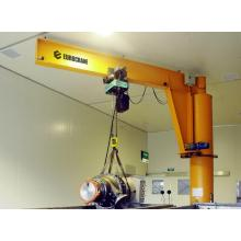 Wall-mounted jib crane 10t