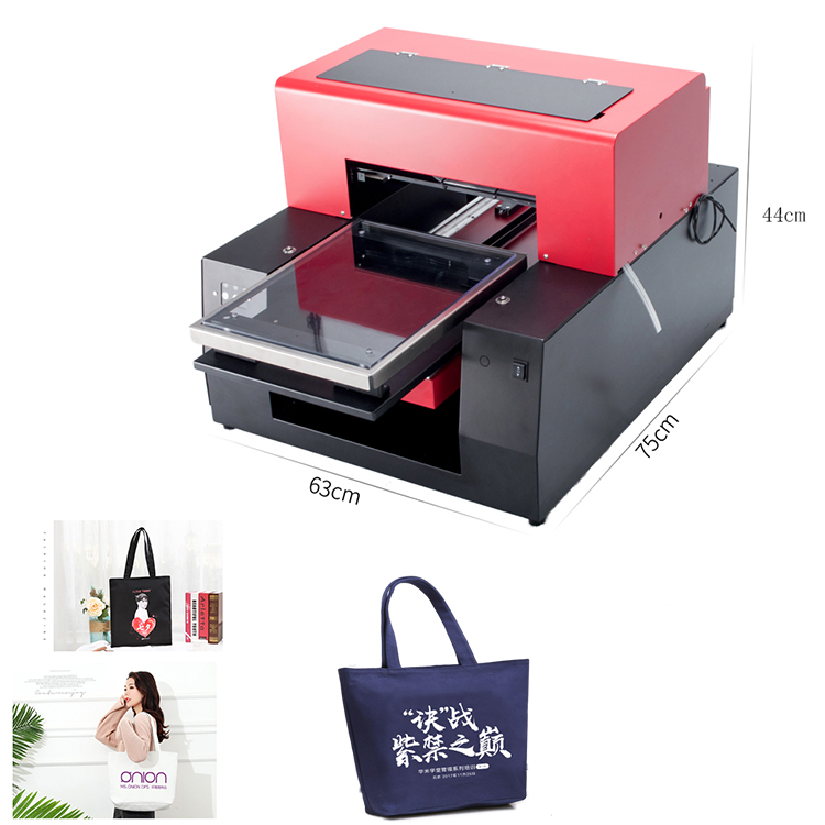 Welcome Shopping Bag T-shirt Printer