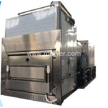 fruit gel microwave vacuum drying machine