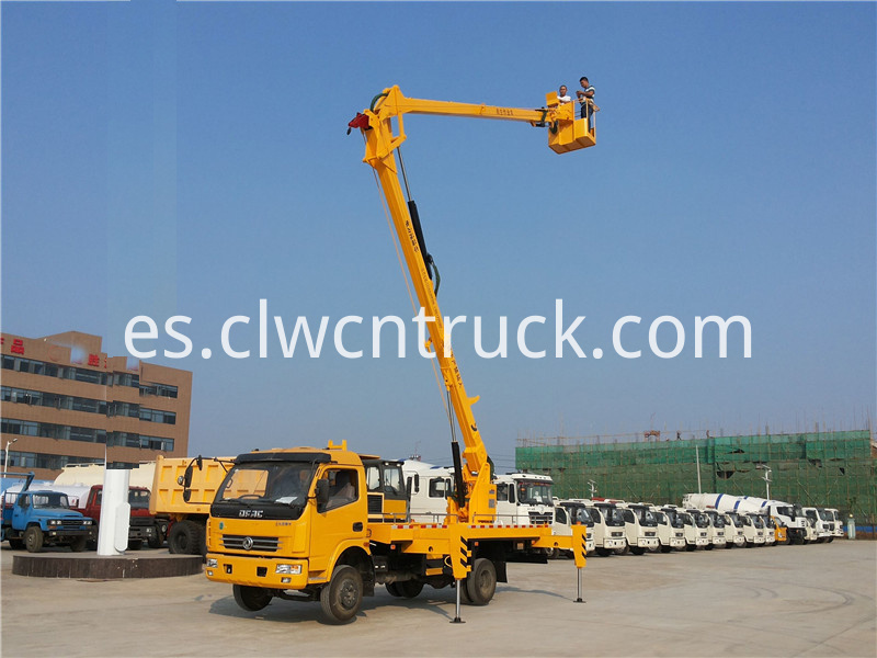 aerial working truck for sale 1