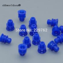 shhworldsea 20pcs automotive plug silicone rubber seal super waterproof wire seals for auto connector