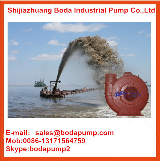 dredge pump application
