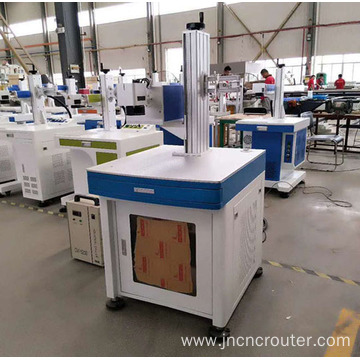 Portable  Fiber CO2 Laser Marking Machine