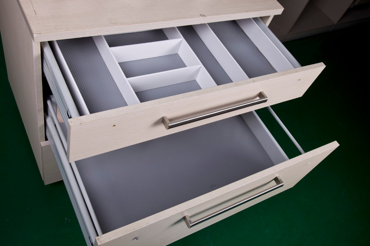 Drawer anti mat