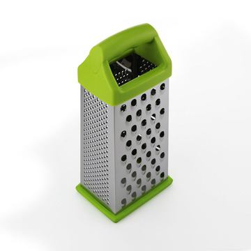 4 sided box grater for vegetable and cheese