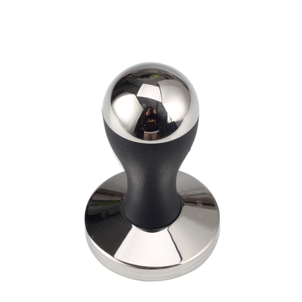 Half Of Ball Top Of Coffee Tamper