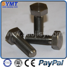 High purity Tungsten screw