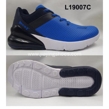 Casual Sport running shoes with air cushion outsole