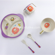 Bamboo Party Plates Tableware Wholesale