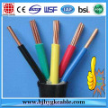 1.5mm Paired Galvanized Steel Braid Armour Control Cable