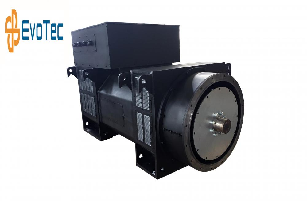 Synchronous 6 Pole Diesel Electric Generator