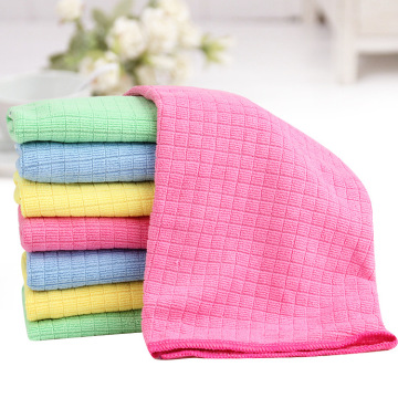 Microfiber Lattice Cleaning Towel