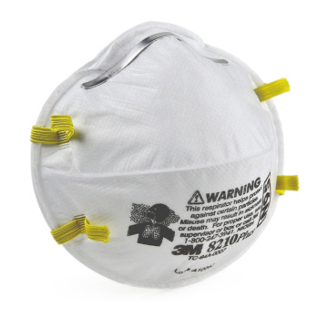 3M mask 8210 Dust mask N95 PM25 Dust proof air proof KN95 industrial dust proof