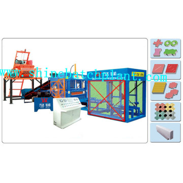 Hot Sale Baking-free Brick Making Equipment