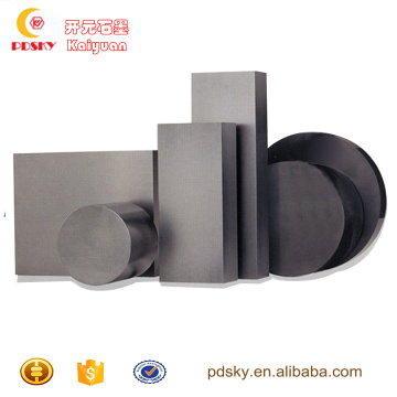 Chinese hot sale high thermal conductive EDM graphite block