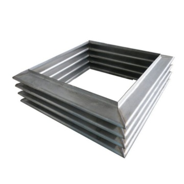 Power Plant Stainless Steel Expansion Joint