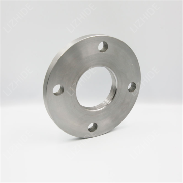 ANSI B16.5 standard 1/2 inch size plate flange