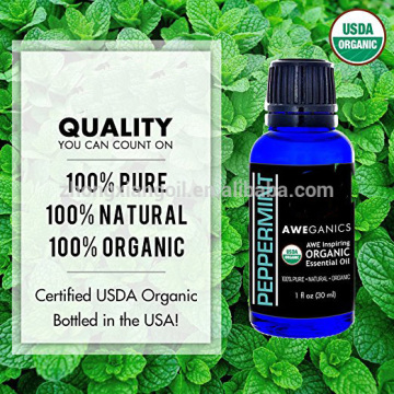 Peppermint Oil Highest Quality Therapeutic Grade