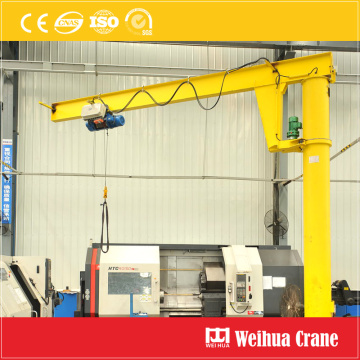Fixed Pillar Jib Crane