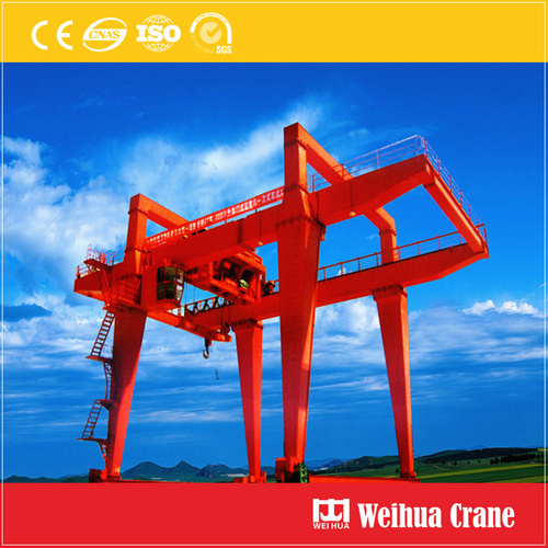 Metallurgical Gantry Crane 74t