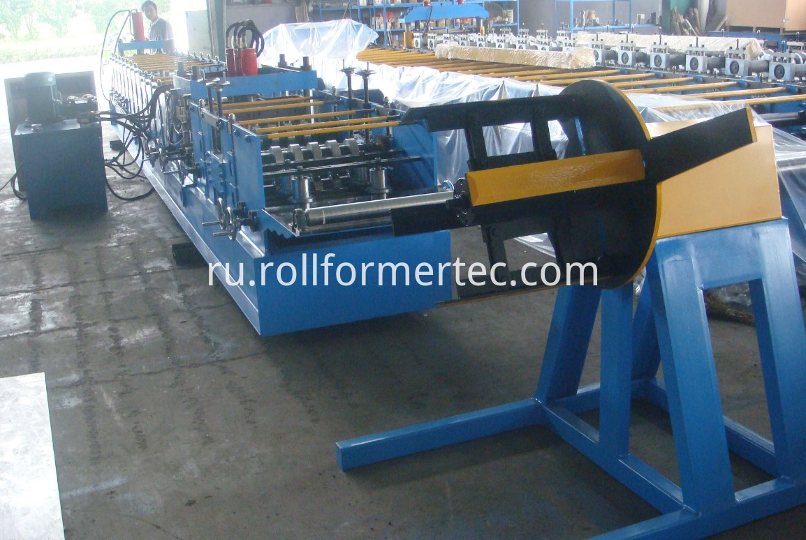 C purlin roll forming machine (1)