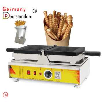 long chips machine long stick waffle maker