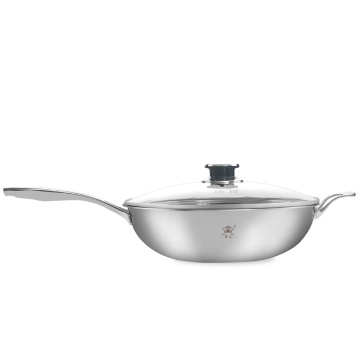 Lightness Pure Titanium 30cm Frying Pan