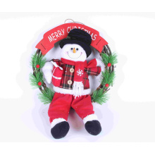 Top Quality Artificial Plastic Christmas Wreath