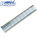 Boiler burner stainless steel pipe gas burner