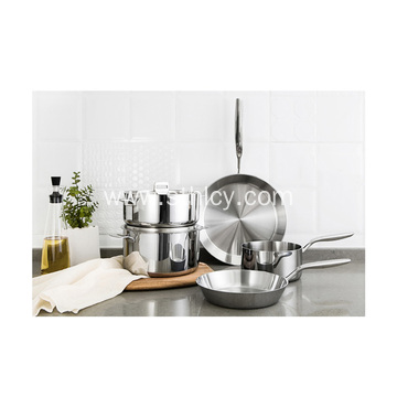 Germany's Most Popular Stainless Steel Cookware Set