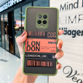 For Xiaomi Poco X3 NFC Case For Xiaomi Mi 9T 9 T Pro Redmi Note 9 8 Pro Max 9S 9 S 9A Case Cute CDG Shockproof Phone Case Cover