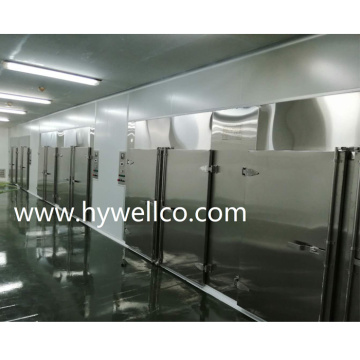 Hywell Supply Medicine Drying Machine