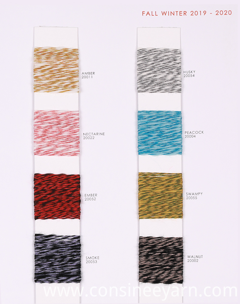 luxury wool cashmere yarn
