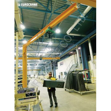 5 ton Column-mounted jib crane