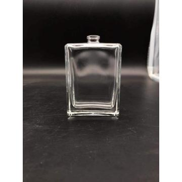 80ml Luxurious thick bottom square glass perfume bottle