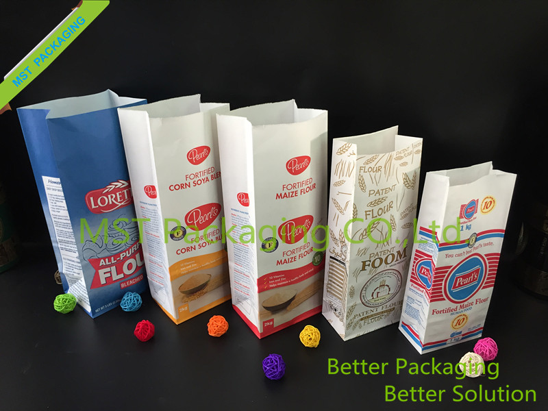 2Flour Packaging Bag