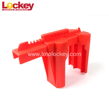 Plastic Polypropylene Ball Valve Loto Lockout Devices