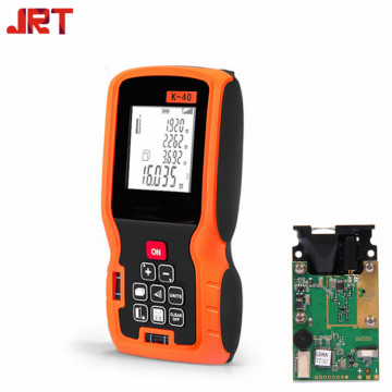 JRT Meter 100m Outdoor Laser Distance Measure Rangefinder