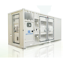 PUSH static container type diesel generator set