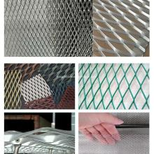 Expanded Grill Metal Mesh