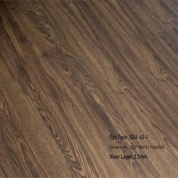 7mm 0.5mm wearlayer PVC Flooring