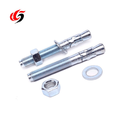 High Quality Factory Supply Wedge Anchor Bolt
