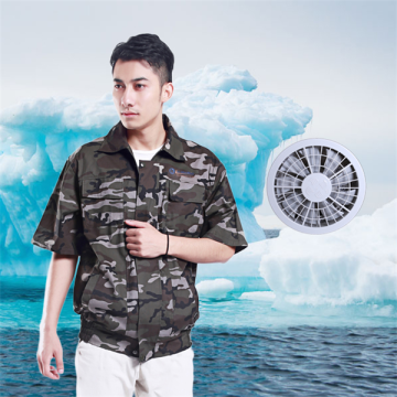 New Camo Printing Fan Coolong Air Conditioner Clothing