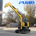 Handheld easy to maintain cheap mini excavator (FWJ-900-10)