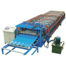 Glazed/Color Tile Roll Forming Machine Production Lines