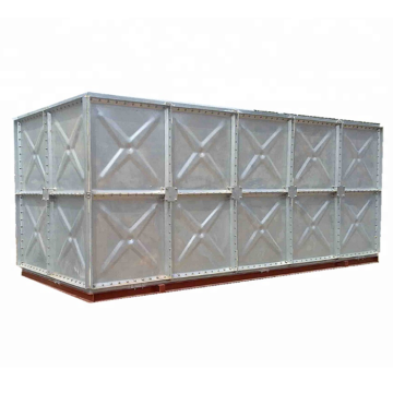 Corrugated Steel Sheet Galvanized Water Tank