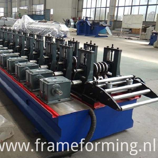 u bracket roll forming machine
